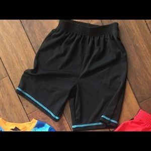 Other - Blue and Black Basketball Shorts